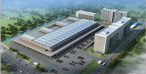 顺丰上海产业园区