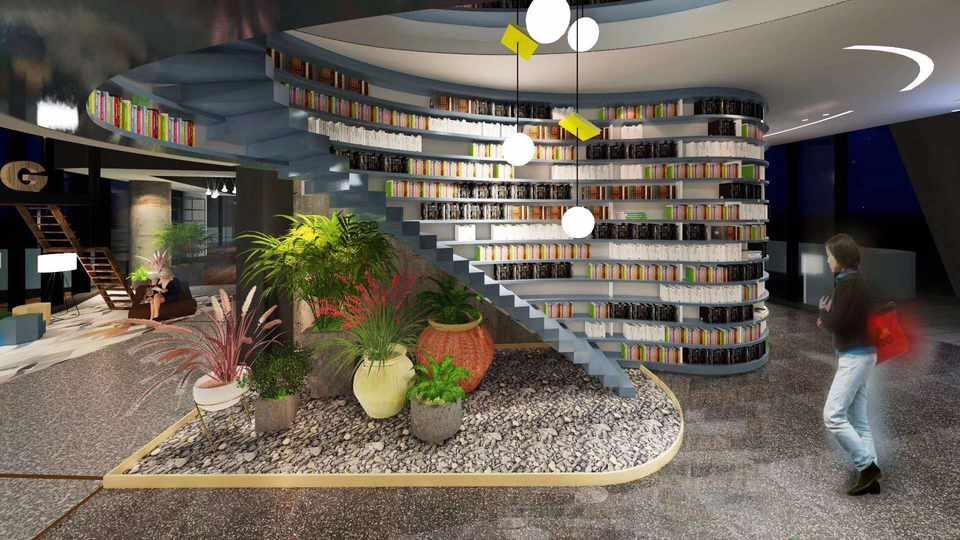 虹桥商务区有哪些商务中心共享办公空间?