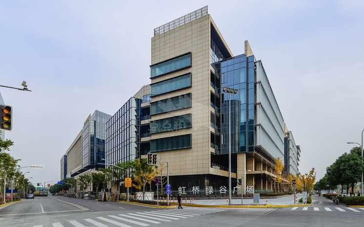 虹桥绿谷广场租金/商务中心氪空间办公室招租电话。