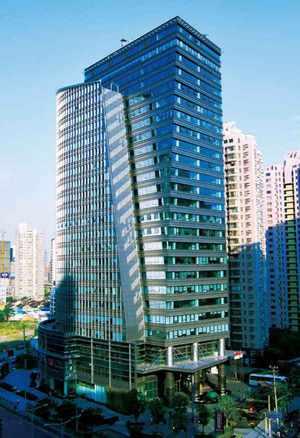 友力国际大厦租金电话和租赁面积-长寿路写字楼