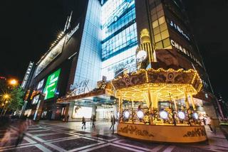 来福士广场写字楼租金-招商电话-租赁面积-人民广场