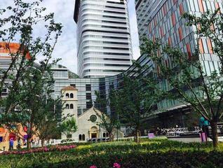 长宁来福士广场-租金-电话-租赁面积-大虹桥写字楼