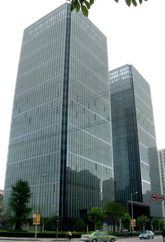 东银中心租金-电话-地址-租赁面积-长宁区写字楼