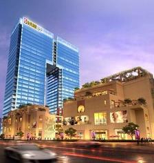 金虹桥国际中心租金-电话-租赁面积-长宁区写字楼