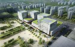 虹桥阿里中心租赁面积-招商信息-大虹桥写字楼