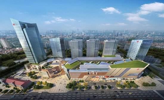 隆视广场租金价格-招商信息-大虹桥写字楼