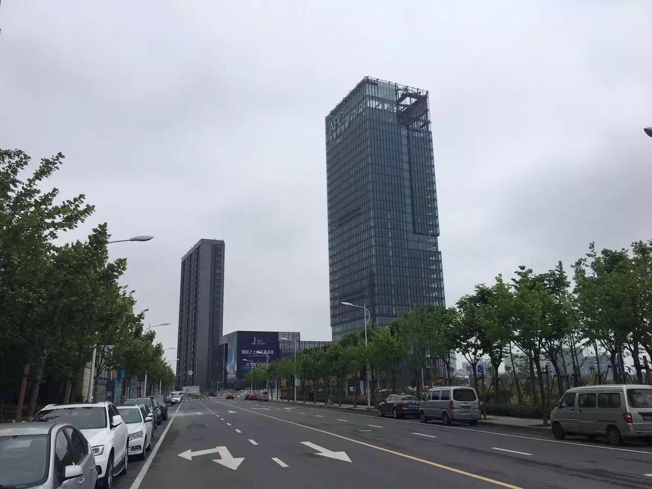 大虹桥国际招商信息-租赁户型-莘庄写字楼