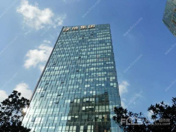 绿地蓝海租赁户型-招商信息-莘庄写字楼