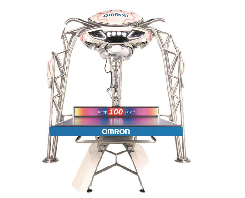 欧姆龙将携高精机器人技术亮相首届中国国际进口博览会