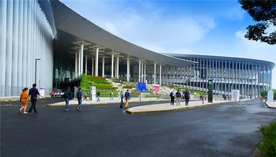 """进口博览会延展商品将有对接平台 虹桥展示交易中心参照""""奥特莱斯""""模式销售"""