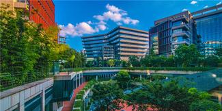 虹桥绿谷广场租金价格-招商信息-办公室出租