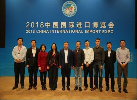 书写国际贸易史上的华彩篇章——参展商和国际人士热议首届中国国际进口博览会