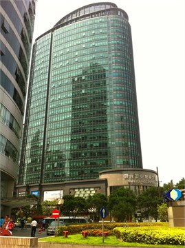 舜元企业发展大厦租金价格-招商电话-长宁写字楼