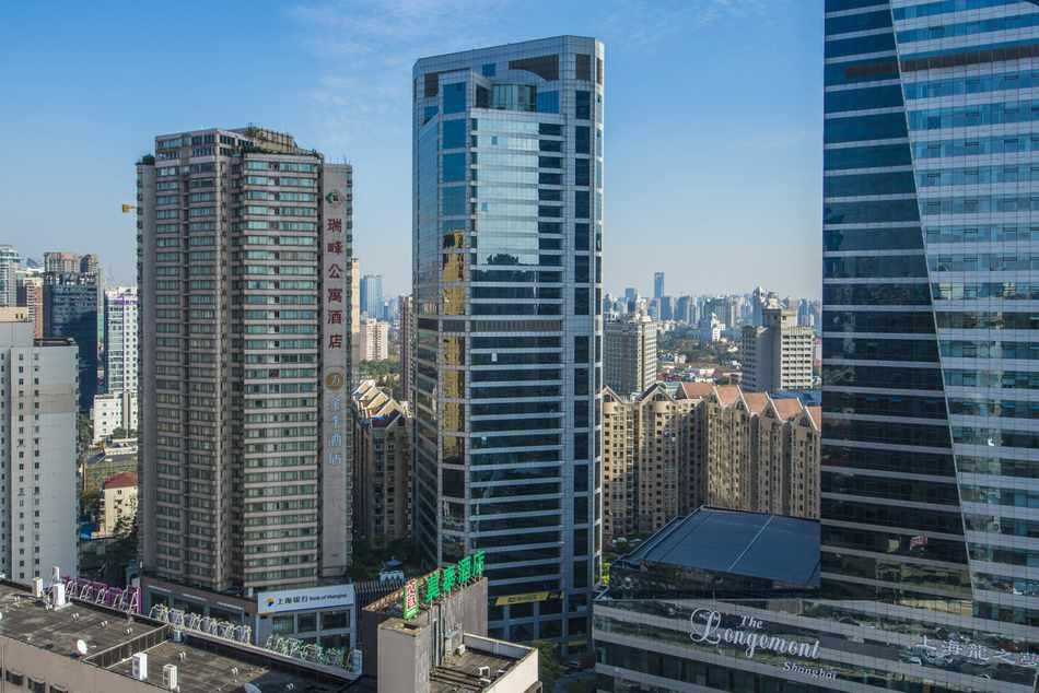 长峰中心租金价格-招商信息-长宁写字楼