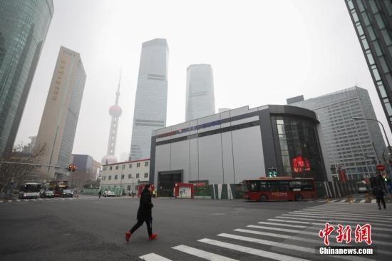 高力国际:上海核心区写字楼需求冲高回落租金将微幅下调
