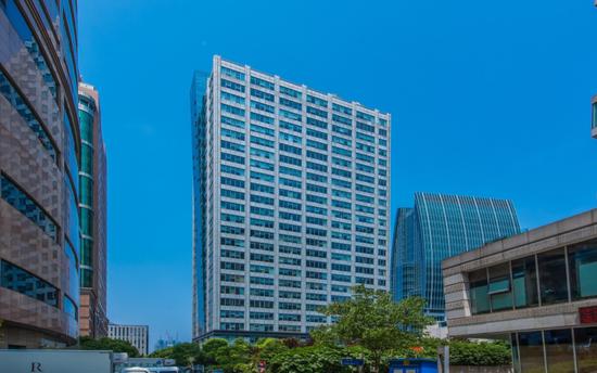 上海信息大厦怎么样?