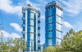 新梅联合广场写字楼有哪些面积出租?