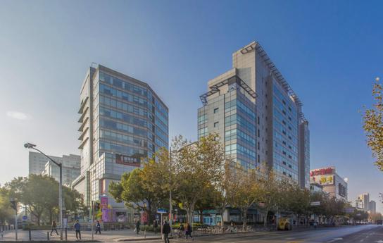 大宁国际商业广场有500m²面积出租