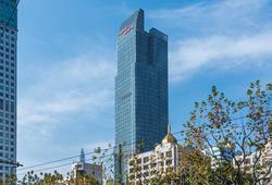SOHO东海广场写字楼有300m²面积出租