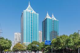 远东国际广场写字楼有205㎡面积出租