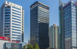 裕丰国际大厦写字楼有1350㎡面积出租