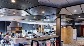办公室家具如何布置?