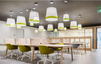 办公室设计灯光照度要求是多少?