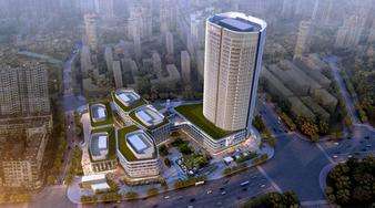 上海写字楼租金下调利好租户 办公楼市场已逐步复苏