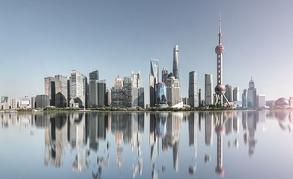 上海写字楼-陆家嘴商务中心率先苏醒
