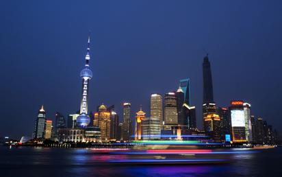 上海单层面积最大的5A国际甲级写字楼令令开门落地!