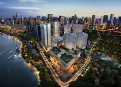 上海绿地外滩中心C1栋写字楼被国海证券13.8亿收购
