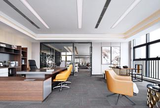 上海市外资企业写字楼租赁需求小幅上升
