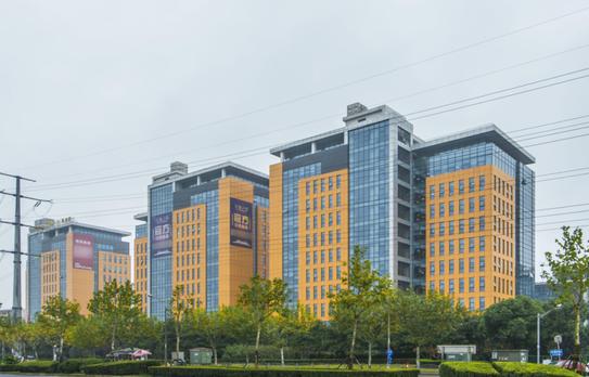 上海写字楼:金领之都两栋办公楼整栋销售