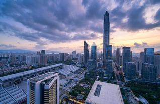 上海办公楼市场形成多中心发展新格局