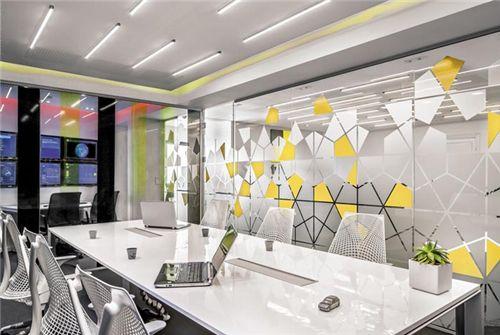 办公室装修应该怎样设计更加敞亮?
