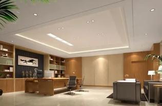 办公室装修logo字一般都选用什么材料的?
