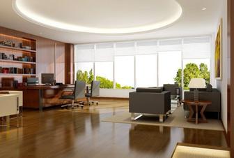 办公室装修怎样选择一些挂画?
